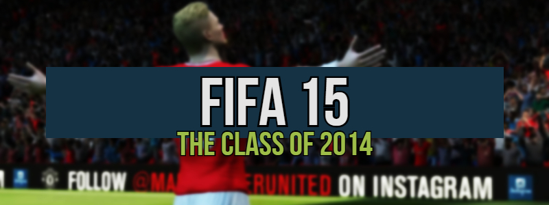 FIFA 15 – The Class of'14