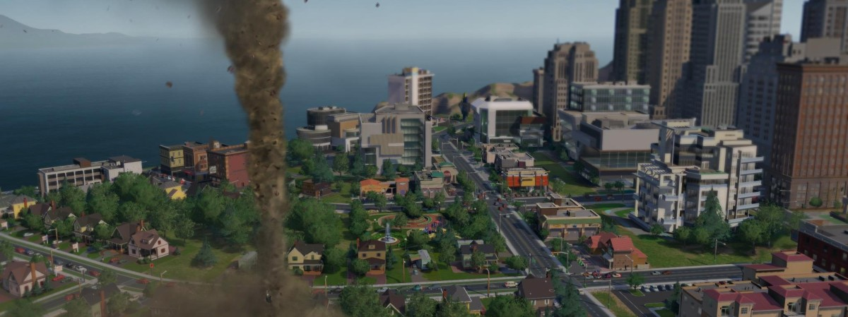 Simcity – Not buying into the online argument
