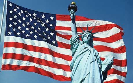 Thanks America!