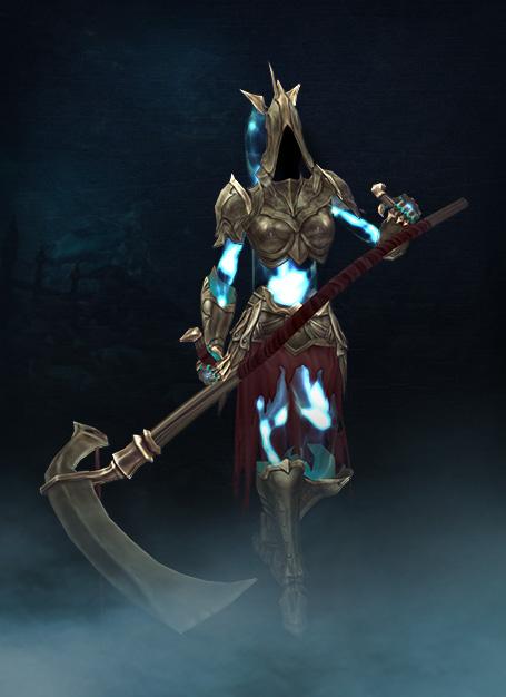The Death Maiden