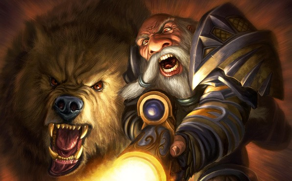 Hunters will be able to blast enemies in peace in WoD.