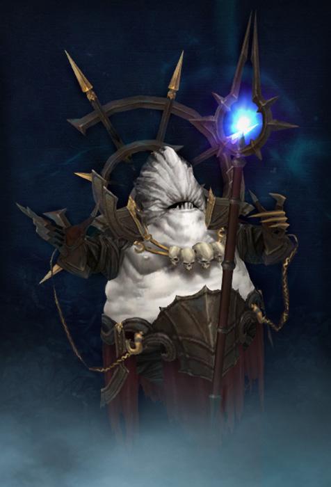 The Ghastly Seraph