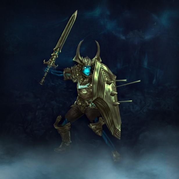 The Revenant Shield Guard