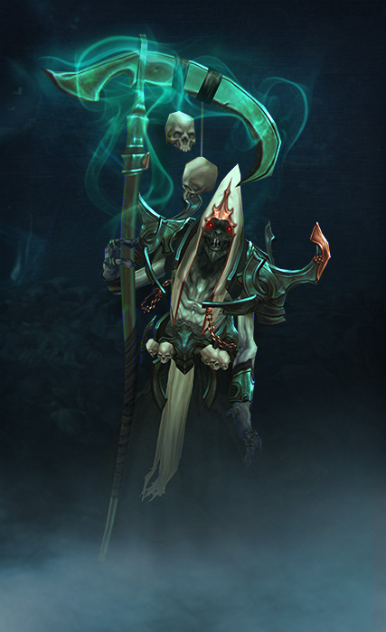The Summoner of the Dead