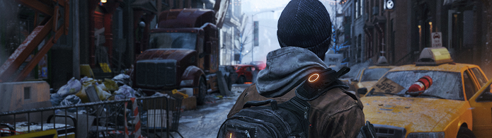 Blowing Shit Up On The Cards for The Division
