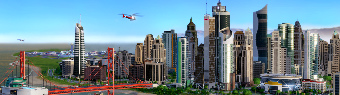 SimCity Panoramic