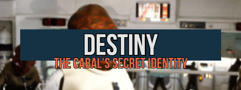 The Cabal bear a striking resemblance…